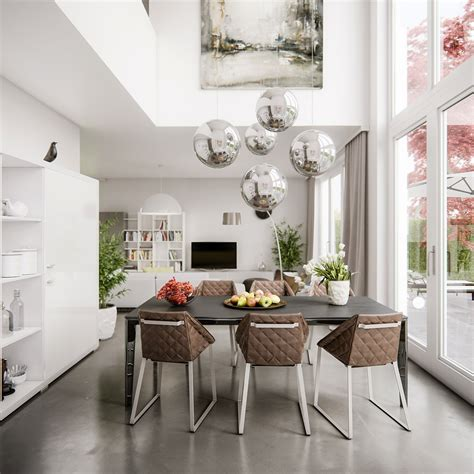 modern dining room colors 5 living rooms that demonstrate stylish modern design trends