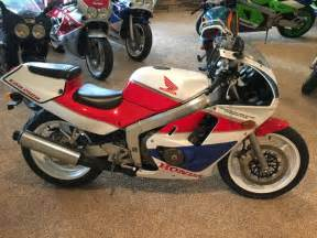 Honda Cbr250r For Sale Tiny Four 1988 Honda Cbr250r Mc19 For Sale