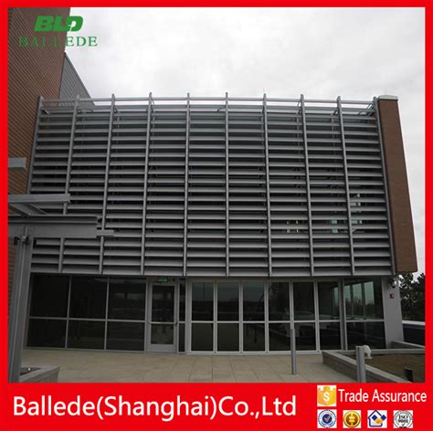 curtain wall manufacturer curtain wall louver detail decorate the house with