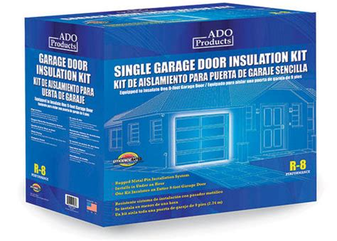 Paneling Planking Garage Door Insulation Kit Menards