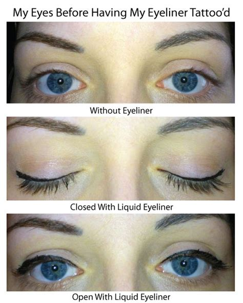 tattoo non permanent quebec semi permanent eyeliner tattoo review at whitethorn fields