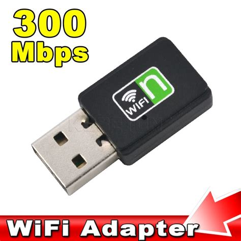 1pcs ultra mini 300mbps wireless network card usb router wifi adapter wi fi sender for