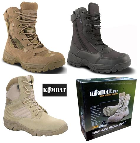 new army boots mens army combat patrol boots special forces