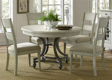 extendable dining sets harbor view iii round extendable dining room set from