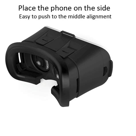 Headset Adidas Sport Type Ad 809 vr box headmount reality 3d glasses for iphone 6
