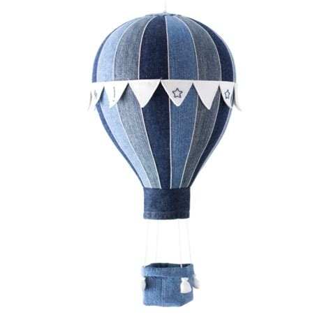 air mobile air balloon mobile flags basket and weight bags