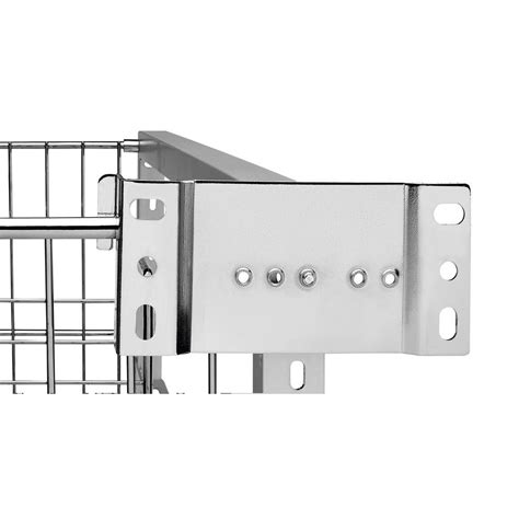 Rev A Shelf Door Mount Kit by Rev A Shelf 8 In H X 1 5 In W X 2 13 In D Door Mount