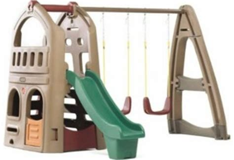 the eight step swing kids swing sets for small yards ultimate outdoor living