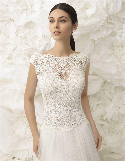 Brautkleider Rosé by Rosa Clara Couture Wir Sind Platinum Dealer Brautmode