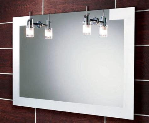 Bathroom Mirror Light Fixtures Bathroom Lighting Ideas Designs Designwalls