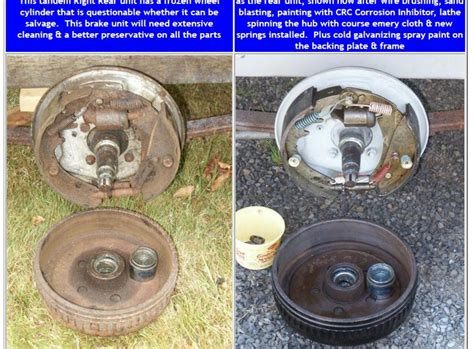 boat trailer wheel fell off boat trailer bearing brake repairs the truth of the