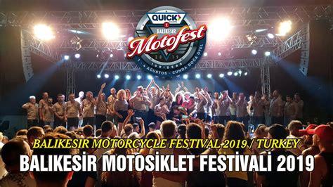 balikesir motosiklet festivali tuerkiyenin en iyi