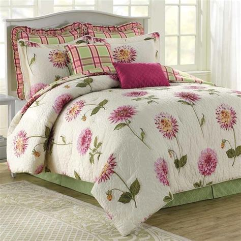 soho new york dahlia 8 piece comforter set reviews wayfair