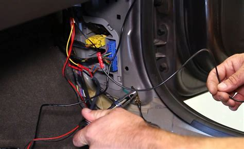 diagnose automotive electrical ground issues