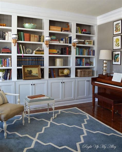 building a library room best 25 custom bookshelves ideas on pinterest library