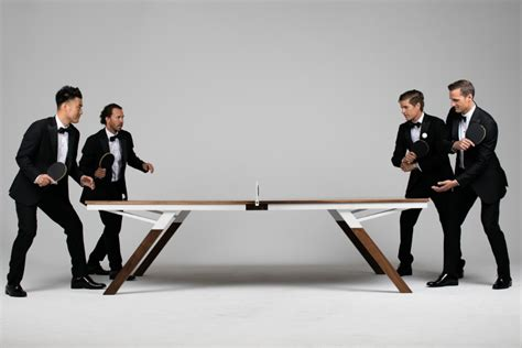 lifetime ready 2 play ping pong table you can play ping pong in this modern dining table