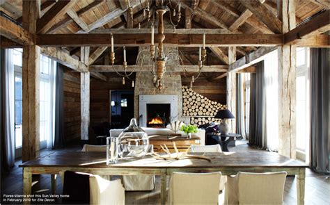 luxe home interior run with the hunted rustic luxe