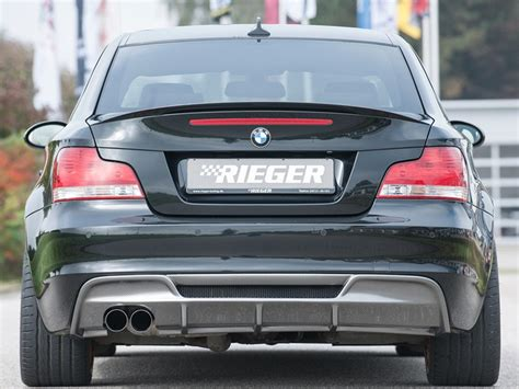 Bmw 1 Series Exhaust Price by Bmw 1 Series 128 And 135 Rear Diffuser Dual Exhaust