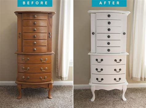 Jewelry Armoire Diy by 1000 Images About Diy Furniture Makeovers On