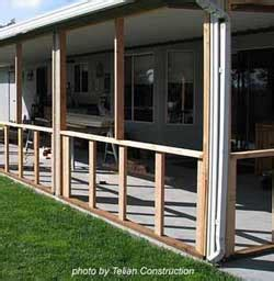 Easy Home Decorating building a screened in porch can be an easy and fun project