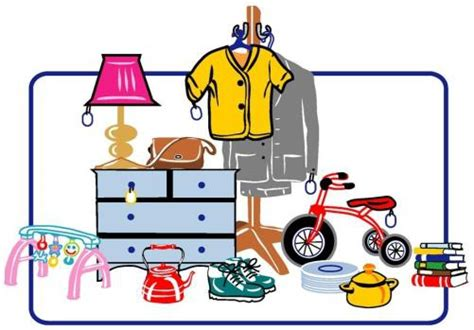 doodlebug resale shop free yard sale clip pictures clipartix