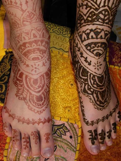 henna tattoo on feet 15 fantastic henna ideas well done stuff