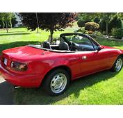 Mazda Miata 1992 Review Amazing Pictures And Images