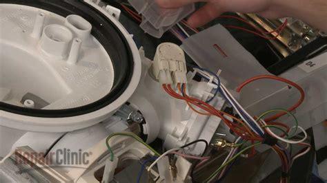 dishwasher thermistor replacement bosch dishwasher