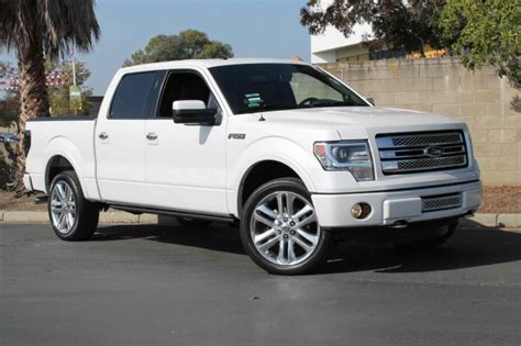 limited white platinum build ford  forum community  ford truck fans