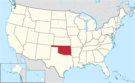 the state file oklahoma in united states svg