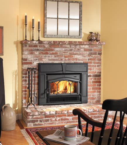 Can U Burn Wood In A Gas Fireplace by Wood Burning Fireplace Inserts What You Need To