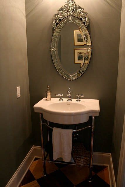 half pedestal bathroom sinks 1 2 bath pedestal sink and checkerboard floor on an angle house make over