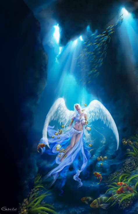 libro on angel wings fantasy anges page 10