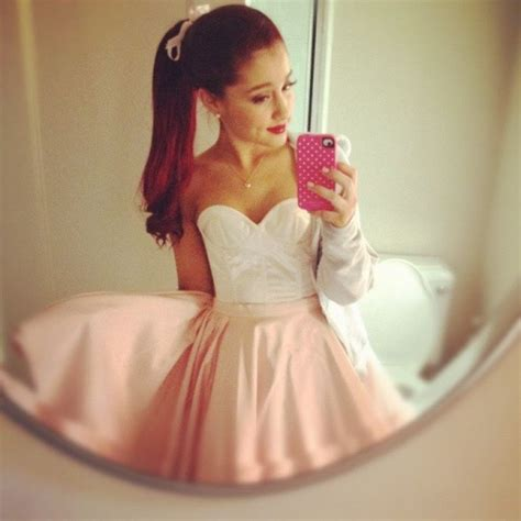ariana grande dress ariana grande twitter instagram and personal photos