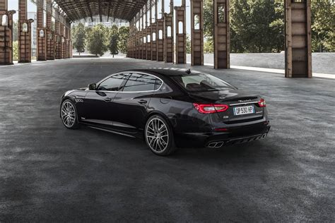 Maserati Gransport Price by 2018 Maserati Quattroporte Gts Gransport Pricing For