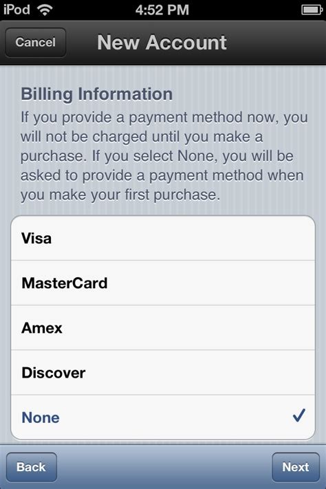 how to make payment store card thoughts galing sa dodo ng cow using an existing apple id
