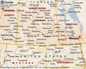 Regina Canada Map by Regina Canada Map