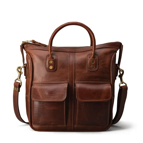 leather bags small leather handbag tote bag brown leather j w