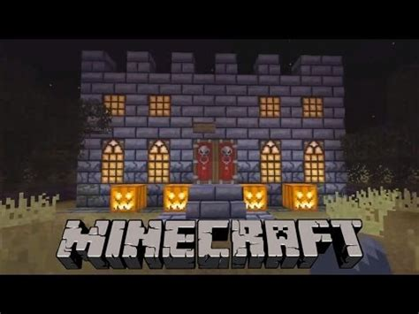 how to make a haunted house in minecraft minecraft haunted house minecart rollercoaster adventure of death youtube