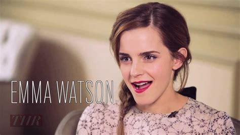 emma watson youtube interview emma watson 2013 cannes interview via thr youtube