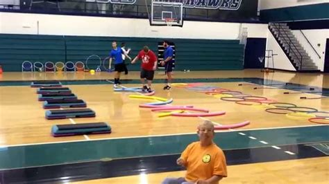 8 adapted mini pe lessons adapted physical education transform your gym youtube