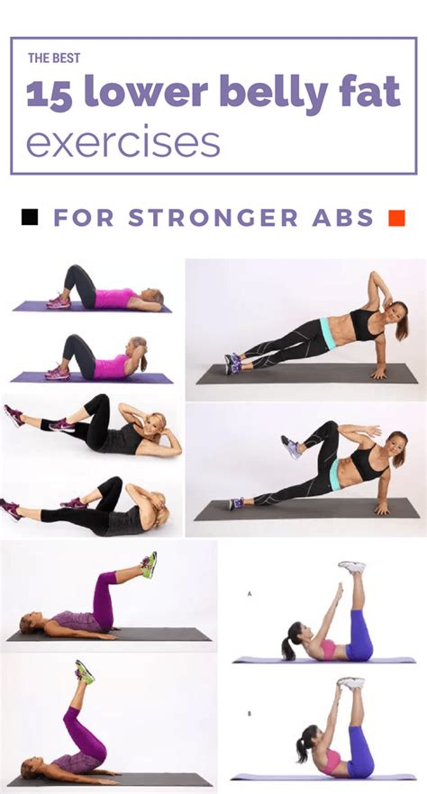 the best 15 lower belly exercises for stronger abs zoomzee org