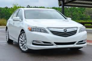 Acura Rlx 2014 Review 2014 Acura Rlx Advance Review Test Drive