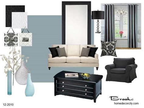 Black White And Blue Living Room Ideas by Livingroom Decorated In Blue And Yellow Living Room