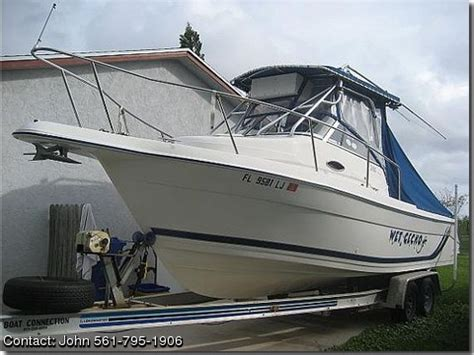 cobia boats for sale by owner 2000 cobia 260 pontooncats