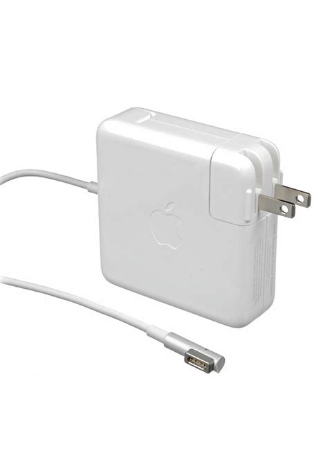 Ready Adaptor Macbook Apple 85w Magsafe For 15 And 17 Inch Macboo apple compatible 85w magsafe 1 ac adapter for macbook and macbook pro pc galore vancouver bc