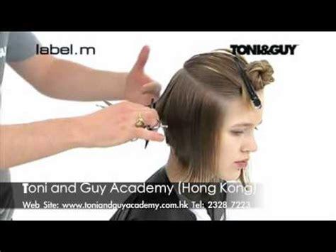 toni guy haircuts youtube toni and guy 4b m4v youtube