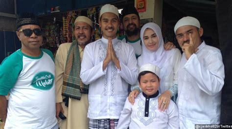 film bernuansa islami chico jericho til sebagai pria muslim di seputih cinta