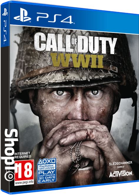 Kaset Ps4 Call Of Duty Wwii call of duty wwii ps4 best price