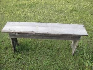 vintage wood benches  sale diy woodworking projects